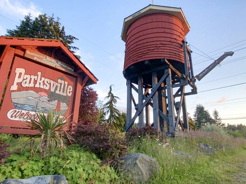 Parksville Water Tower