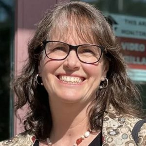 Anne Skipsey Qualicum Beach Town Council By-Election