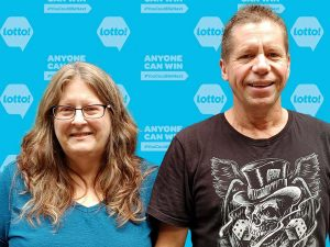 Vancouver Island co-workers share $500,000 lottery win