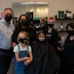 Oceanside couple and hair salon team up to provide free back to school haircuts for kids