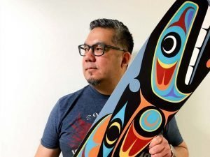 Coast Salish artist selected to create artwork for new BC Ferries vessel